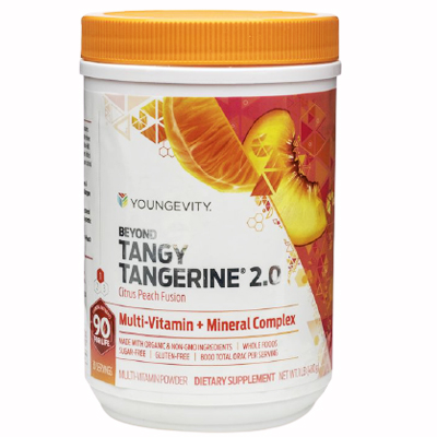 Beyond Tangy Tangerine 2.0 465 g Canister